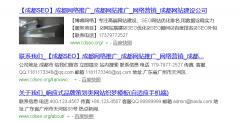 网站被降权的表现和降权了应该如何恢复。